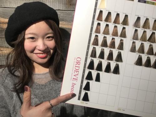 黒染めも写真の様に暗い明るさの物は2LVなども存在します。(ちなみに日本人の平均は5LV)2LVだとほとんどとれなくなります。